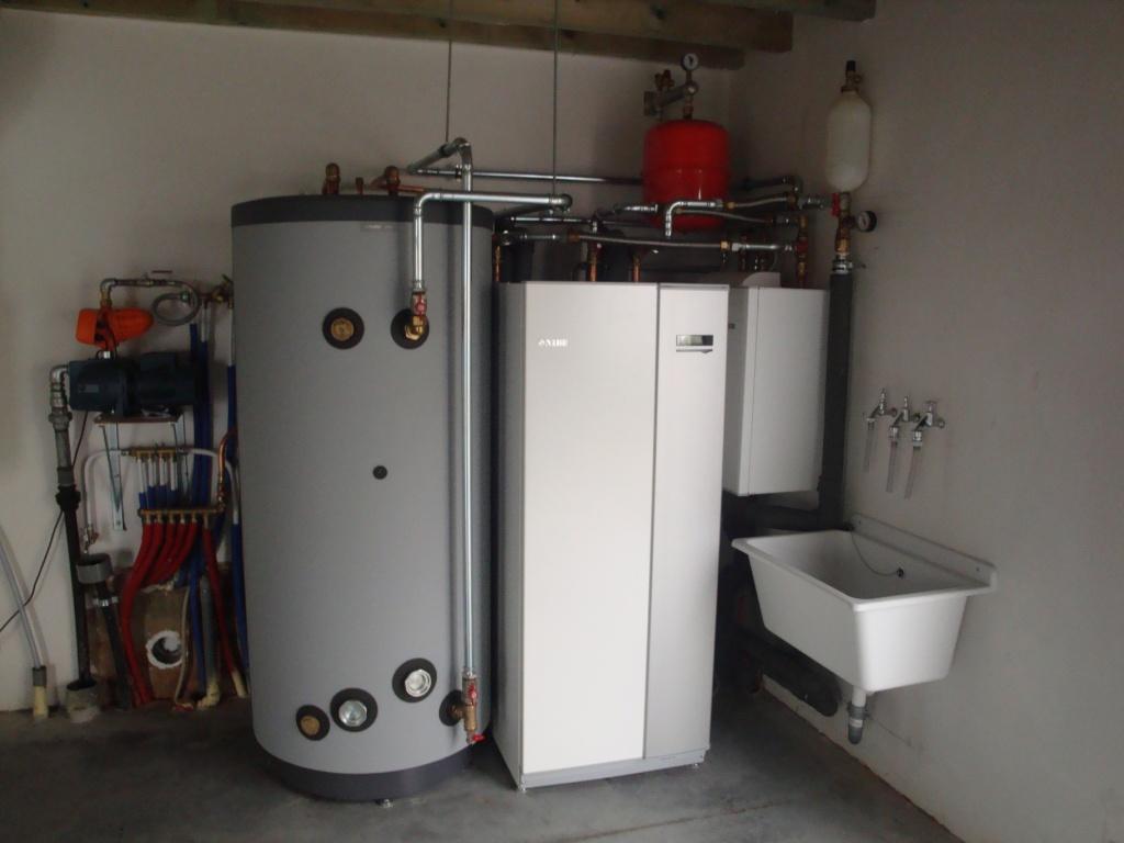 Verwarming, koeling en warm water